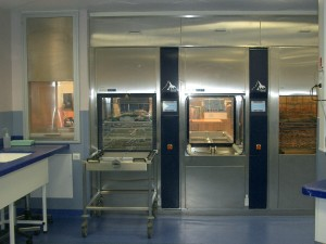 Centre hospitalier A. Mignot, Versailles (78) | Stérilisation