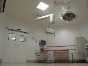 Centre hospitalier A. Mignot, Versailles (78) | Salle d'opération
