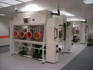 Centre hospitalier Saint Louis, Paris (75) | Unité de production de cytotoxiques